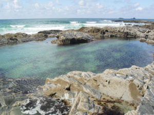 Treyarnon tidal pool