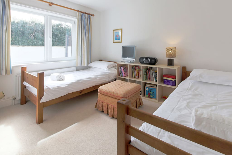 Twin room - Hillside Cottage Padstow
